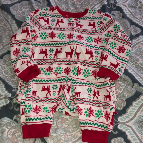 Other - Christmas onesie jammies
